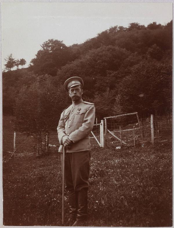 Фотографии Романовых