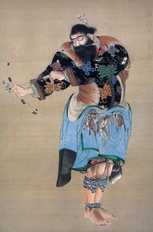 Изображение сахалинского айну