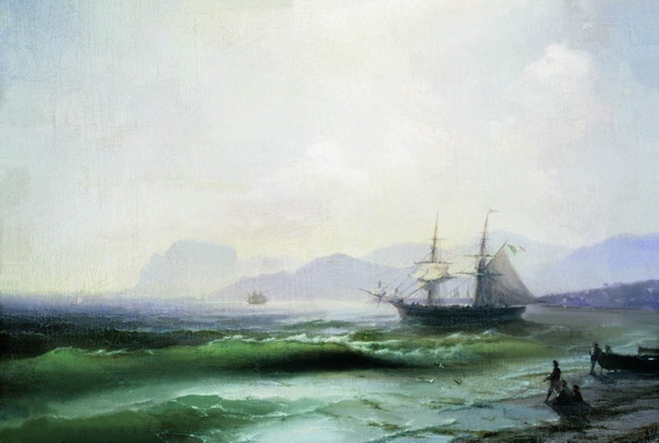 Картины Айвазовского. Часть 1