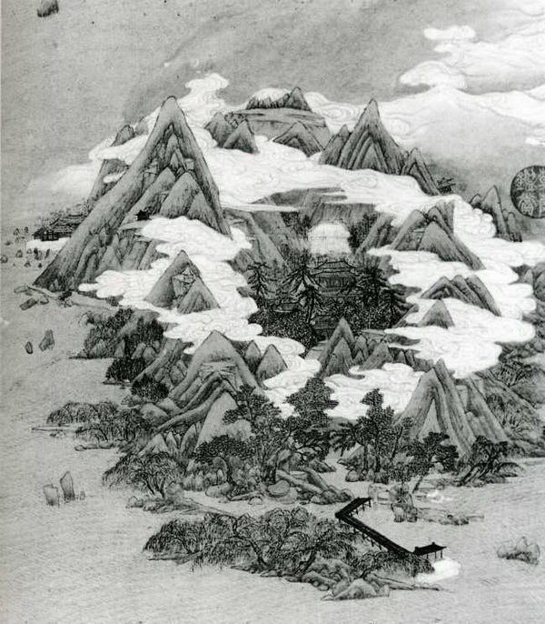 Живопись и каллиграфия из Национального музея Тайбэй. Часть 1