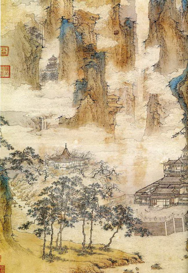 Живопись и каллиграфия из Национального музея Тайбэй. Часть 4