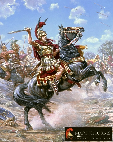 Сражения древних армий