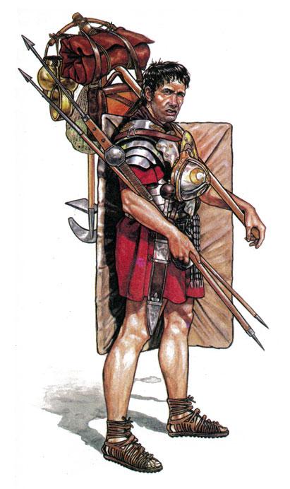 Воины античного Средиземноморья
