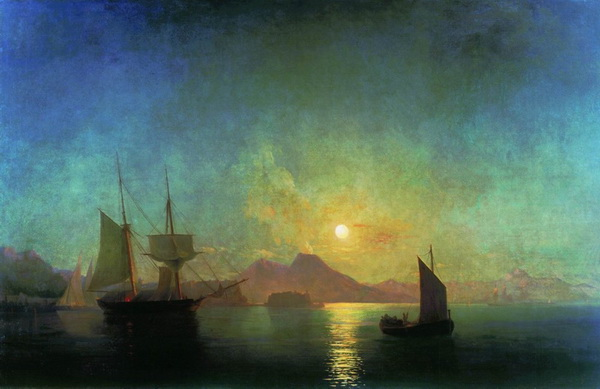 Картины Айвазовского. Часть 4