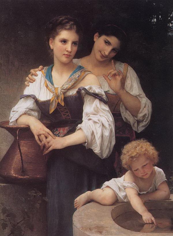 Картины Бугро