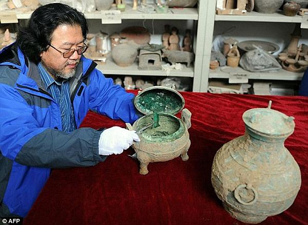 Археологические итоги 2011 года