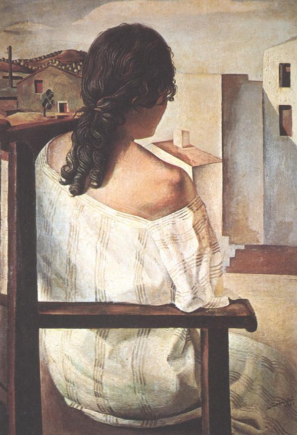 Сальвадор Дали. Картины 1925 г.