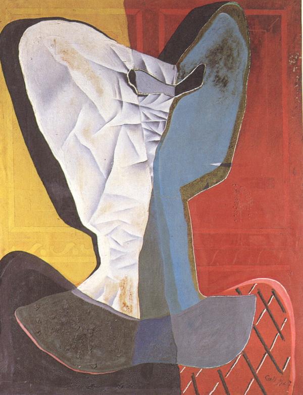 Сальвадор Дали. Картины 1926 - 1928 гг.