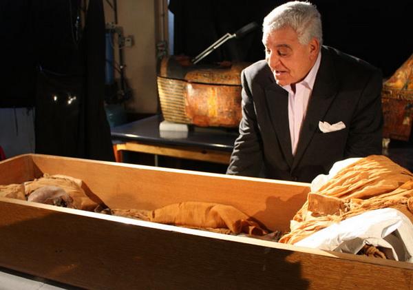 Был ли Тутанхамон косолапым?