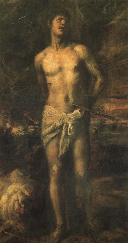 Св. Себастьян