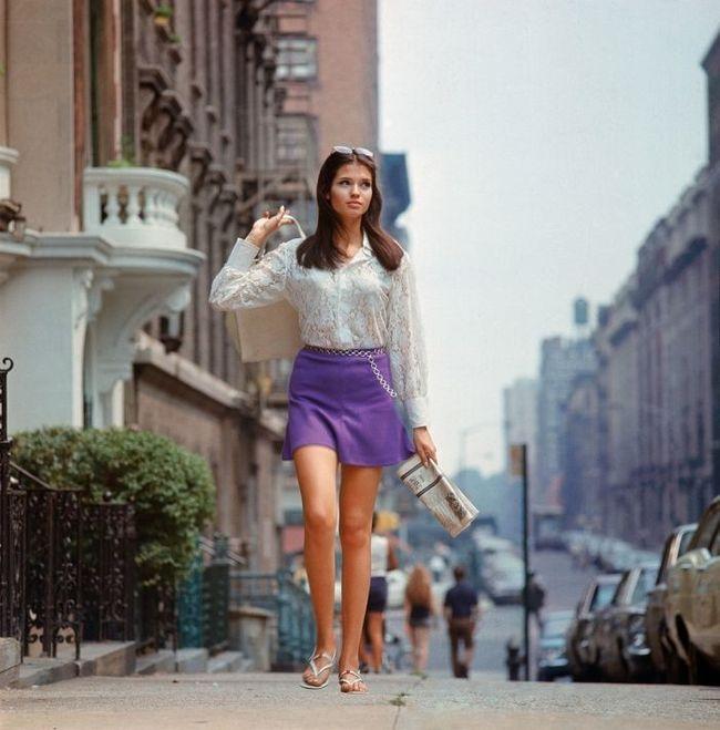 Нью-Йорк летом 69-го