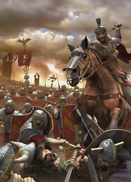 Античные армии