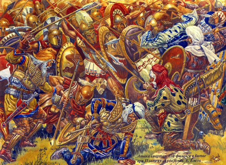 Античные битвы