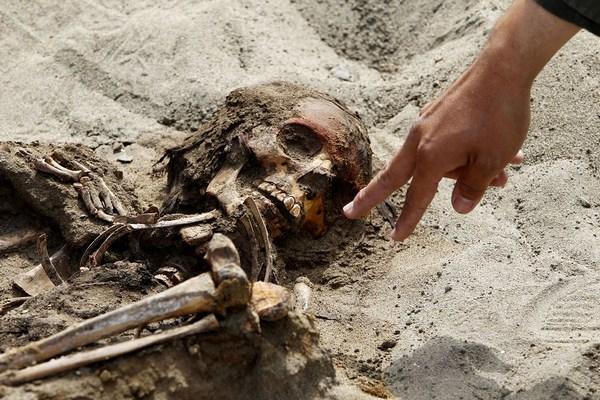 Принесенные в жертву 42 ребенка 800 лет назад обнаружены в Перу