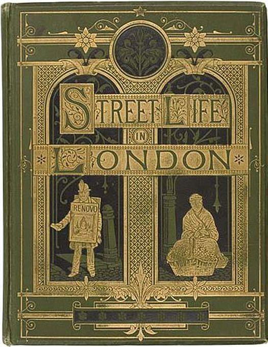 Улицы Лондона ХІХ века