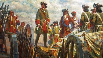 Военная реформа Петра I
