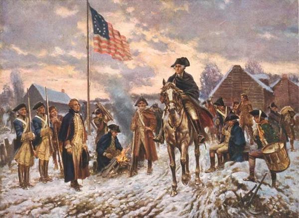 Война США за независимость