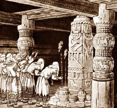 Рождение Руси: история праславян