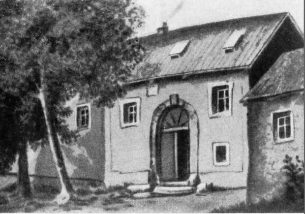 Дом, в котором родился Ян Гус