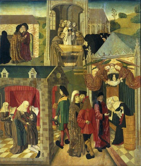 Начало нового времени: Европа в конце XV – начале XVI вв.