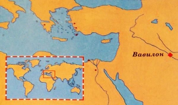 Древний Вавилон