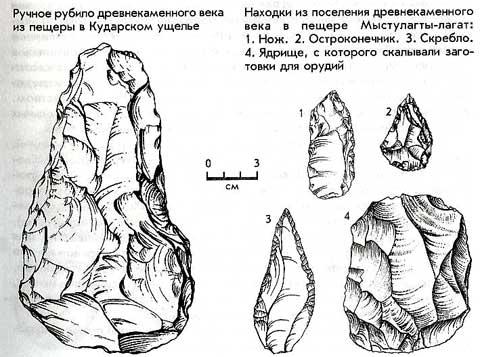 Каменный век. Орудия труда