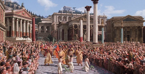 Античная цивилизация Древний Рим