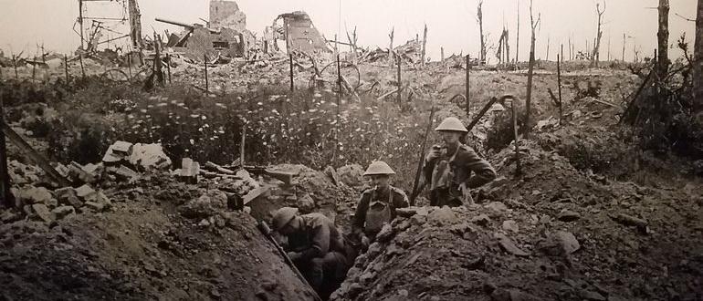 годы первой мировой войны начало и конец